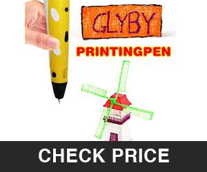 Glyby Intelligent 3d Pen Review