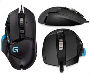 Logitech G502 - Versatile Gaming Mouse
