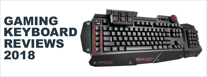 3fad8c3bbd4 10 Best Gaming Keyboards (Reviewed May 2019)