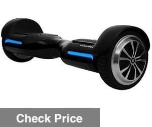 "BLACK HARD CASE for 10/"" Inch Hoverboard Self Balancing Scooter Sweg Carry Bag"